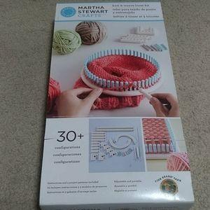 Knit & Weave Loom Kit
